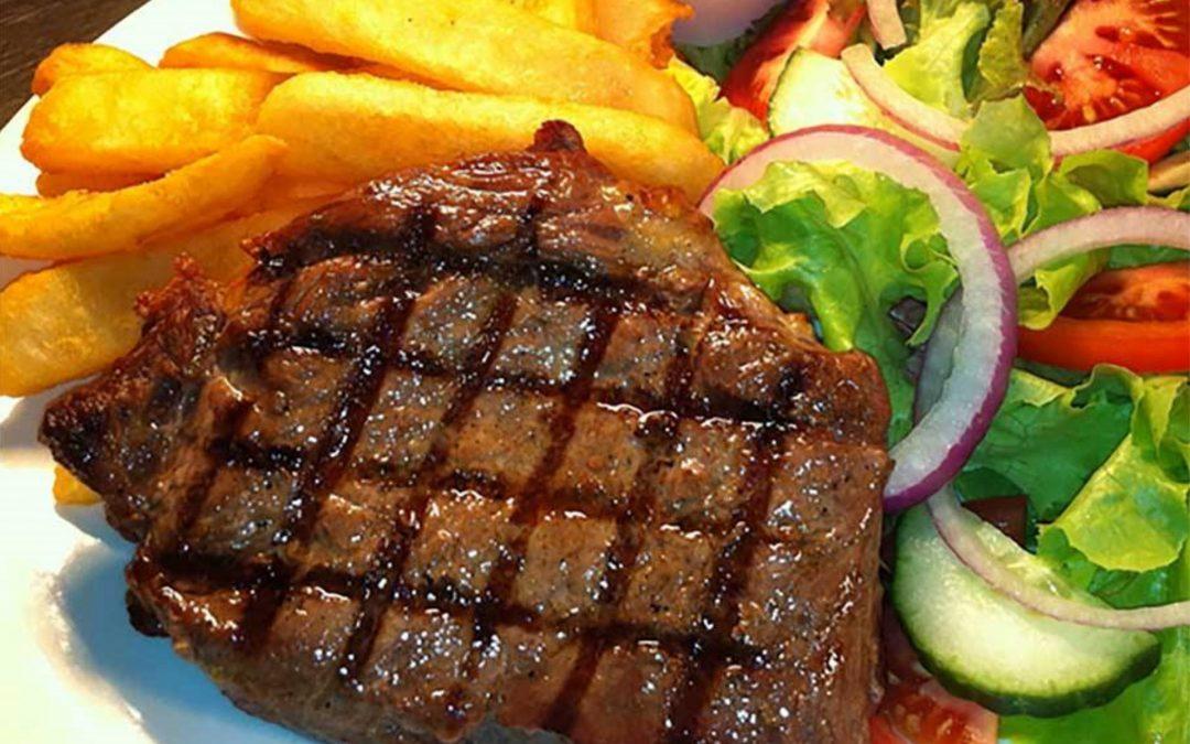$10 Steak